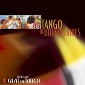 Last Tango in Buenos Aires - Last Tango in Buenos Aires [CD] USA import