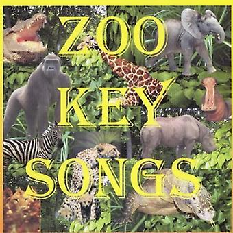 Al Snyder - Zoo Key Songs [CD] USA import