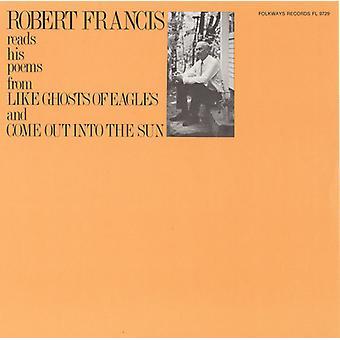 Robert Francis - Robert Francis leest zijn gedichten [CD] USA import
