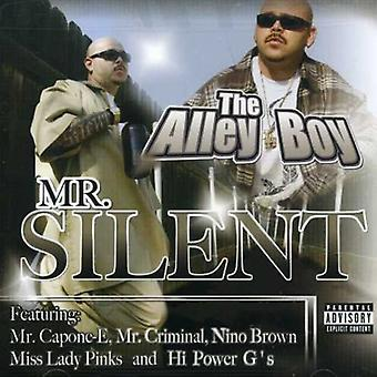 Mr. Silent - Alley Boy [CD] USA import