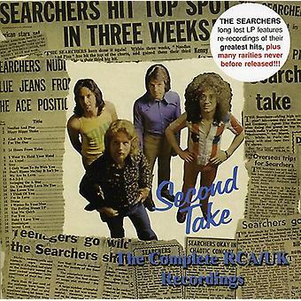 Søgende - andet Take-Rca-Uk optagelser [CD] USA importerer