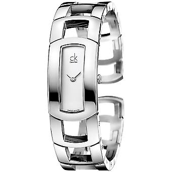 Calvin Klein ck Dress Bangle Ladies Watch K3Y2S116