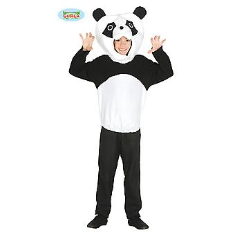 Panda Panda costume Panda bear child costume