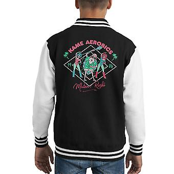Varsity Jacket Dragon Ball Z Kame aerobica capretto