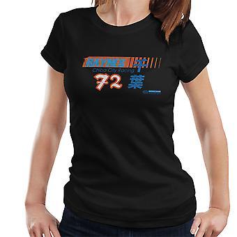 Haynes merk Chiba City Racing 72 verdrietig Women's T-Shirt