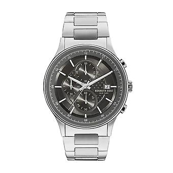 Kenneth Cole New York men's watch Chrono Watch stainless steel KC15101001