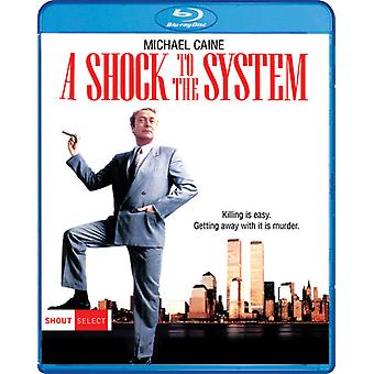 Shock to the System [Blu-ray] USA import