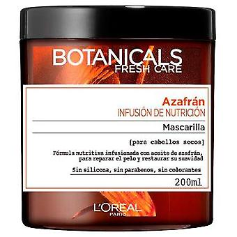 Botanicals Rich Infusion For Dry Hair Safflower Mask 200 ml (Hair care , Hair masks)