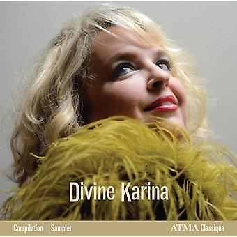 Bach, J.S. / Gauvin / Il Complesso Barocco - guddommelige Karina [CD] USA import