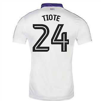 2016-17 Newcastle Third Shirt (Tiote 24)