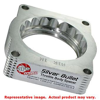 aFe Silver Bullet Throttle Body Spacer 46-38002 Fits: 2003-2008 TOYOTA 4RUNNER