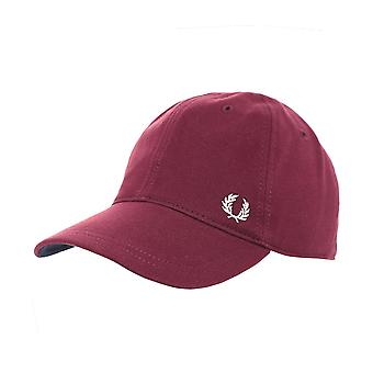 Fred Perry Cotton Pique Classic Cap