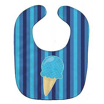 Каролинских сокровища BB9062BIB мороженое конус Blue Baby Bib