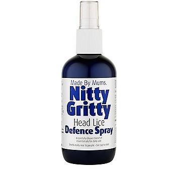 Nitty Gritty, défense Spray, 250ml