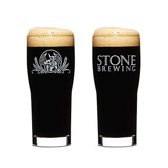 Stone Brewing Co. Core Pint glas