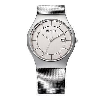 Bering mens watch watch of classic - 11938-000 Meshband