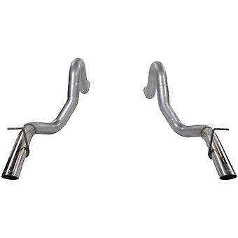 Flowmaster 15820 Prebend Tailpipes - 3.00 in. Rear Exit w/stainless tips - Pair