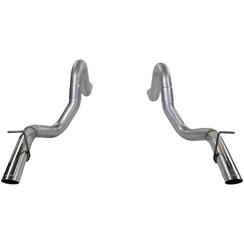 Flowmaster 15820 Prebend Tailpipes - 3.00 in. Rear Exit w stainless tips - Pair