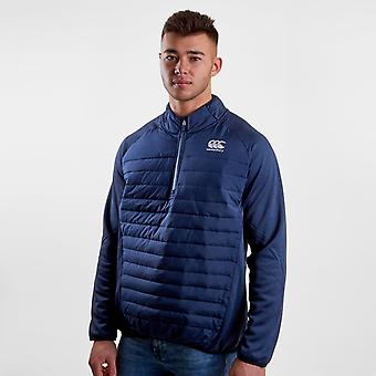 Canterbury Vaposhield Hybrid 1/4 Zip Training Jacket