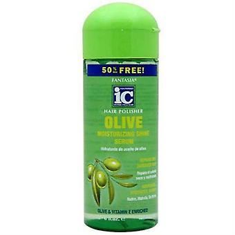 Fantasia IC Hair Polisher Olive Moisturizing Shine Serum 178ml