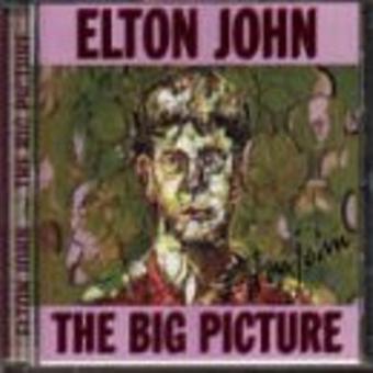 Elton John - importazione USA Big Picture [Vinyl]