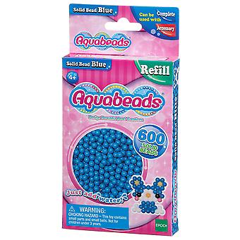 Aquabeads Solid kraal Pack - blauw