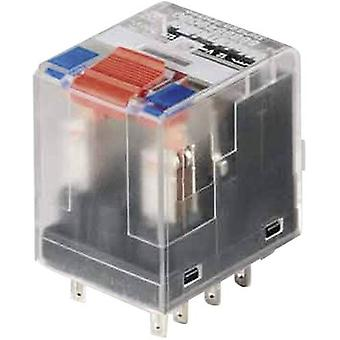 Plug-in relay 115 Vac 10 A 3 change-overs Weidmüller