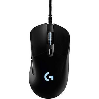 USB gaming musen optiske Logitech Gaming G403 Prodigy ergonomisk,