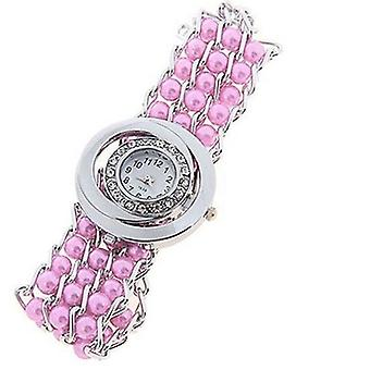 Ladies Pearl Strap Beautiful Watch White Dial BGWAPI1