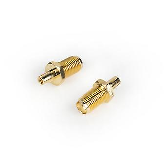 ValueLine SMA Adapter SMA male-Sma Gold