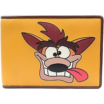 Official Crash Bandicoot Crash Wallet