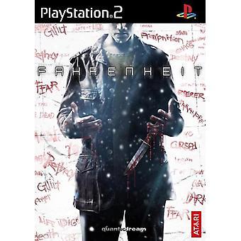 Fahrenheit (PS2)