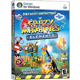 Crazy Machines Elements (PC DVD) - Factory Sealed