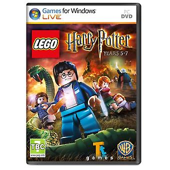 LEGO Harry Potter år 5-7 (PC DVD)