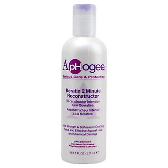Aphogee Keratin 2 Minute Reconstructor 8oz