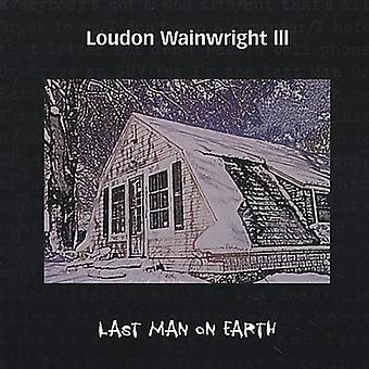 Loudon III Wainwright - Last Man on Earth [CD] USA import