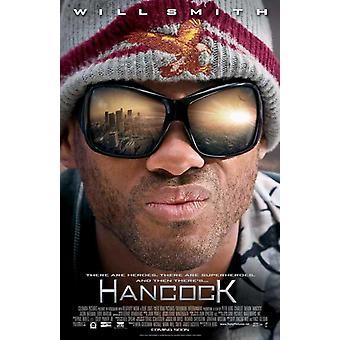 Locandina del film Hancock (11 x 17)