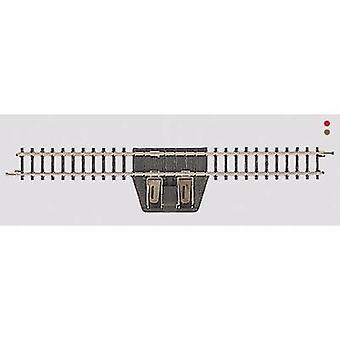 Z Märklin miniclub 8590 Feeder track, Straight 110 mm