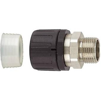HGL-SM Straight Swivel External Thread, IP68 HGL42-SM-M40 166-21906 Hellermann Tyton