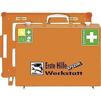 Söhngen 0360111 First-aid-bag workshop DIN 13 157 + Extensions Orange