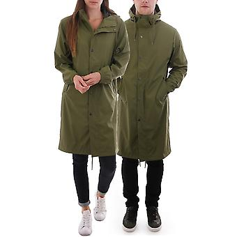 Rains Unisex Fishtail Parka Waterproof