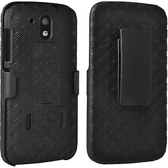 Verizon Shell Holster Combo with Kickstand for HTC Desire 526