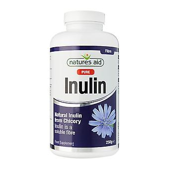 Natures Aid Inulin Powder 250g
