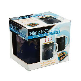 Heebie Jeebies Night to Daylight Mug
