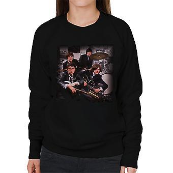 TV Times The Kinks Ready Steady Go Women's Sweatshirt