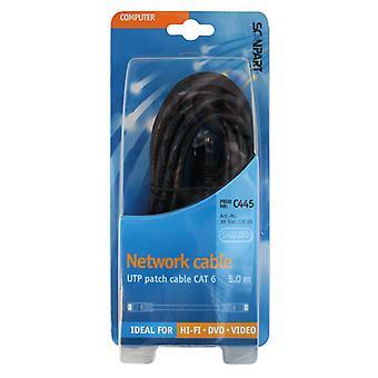 Scanpart C445 Netwerkkabel Cat5e (utp) 5.0m