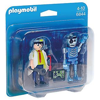 Playmobil 6844 Duo Uitvinder