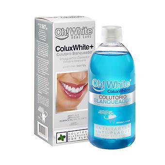 OhWhite Mundwasser ColuxWhite + 500 ml