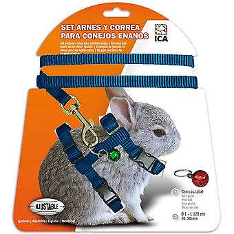 Ica Harness Dwarf Rabbits (Small pets , Leads & Harnesses)