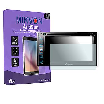 Pioneer AVH-X2700BT Screen Protector - Mikvon AntiSun (Retail Package with accessories)